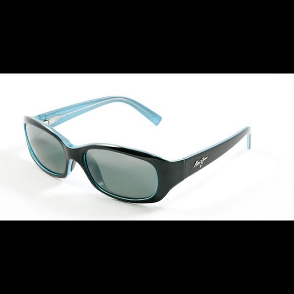 1fc68792ea Maui Jim Punchbowl Black with Blue Grey Polarized.  M 5aa9b74c72ea88694eab39e2